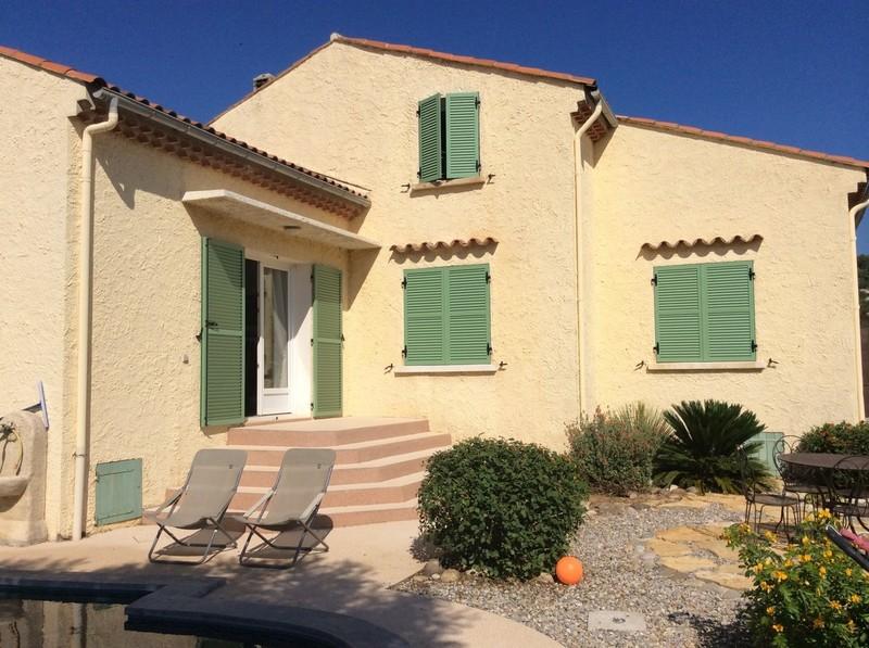 Vente achat maison villa ollioules for Taxe construction maison
